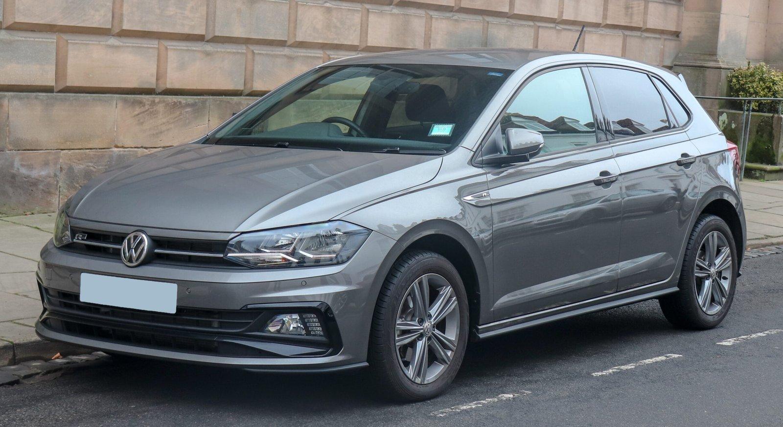 2018 Volkswagen Polo R Line Tsi 1 0 Front