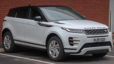 2019 Land Rover Range Rover Evoque R Dynamic 2 0