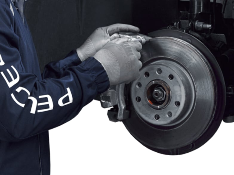 Peugeot Brake Maintenance
