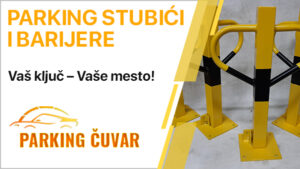Parking Cuvar Stubici Barijere 1