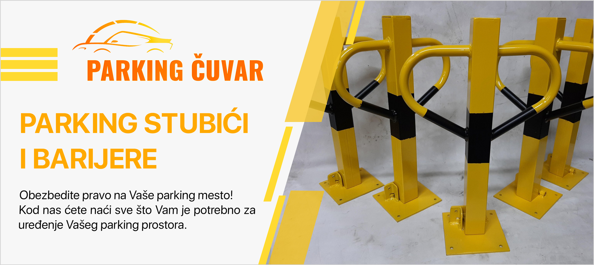 Parking Stubici I Barijere