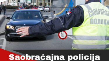 Saobra Ajna Policija Mo E Da Sprovede Jo Jednu Kontrolu Voza A