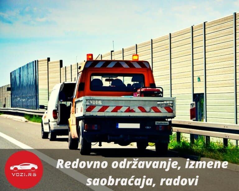 """JKP """"Beograd put"""": Raspored radova na beogradskim ulicama, izmena režima saobraćaja, 31 mart 2021"""