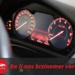 Da li merač brzine pokazuje stvarnu vrednost, i zašto ne?