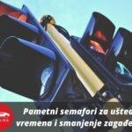 Modernizacijom svetlosne signalizacije na raskrsnicama do bolje mobilnosti u Beogradu