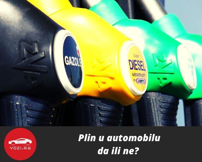 Plin U Automobilu da ili ne
