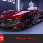 MG Cyberster EV