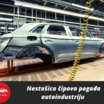 Nestašica čipova pogađa autoindustriju
