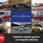 Stellantis raskida ugovore sa evropskim dilerima