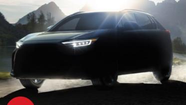 Solterra - prvi Subaru na struju