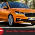 Škoda Fabia četvrte generacije