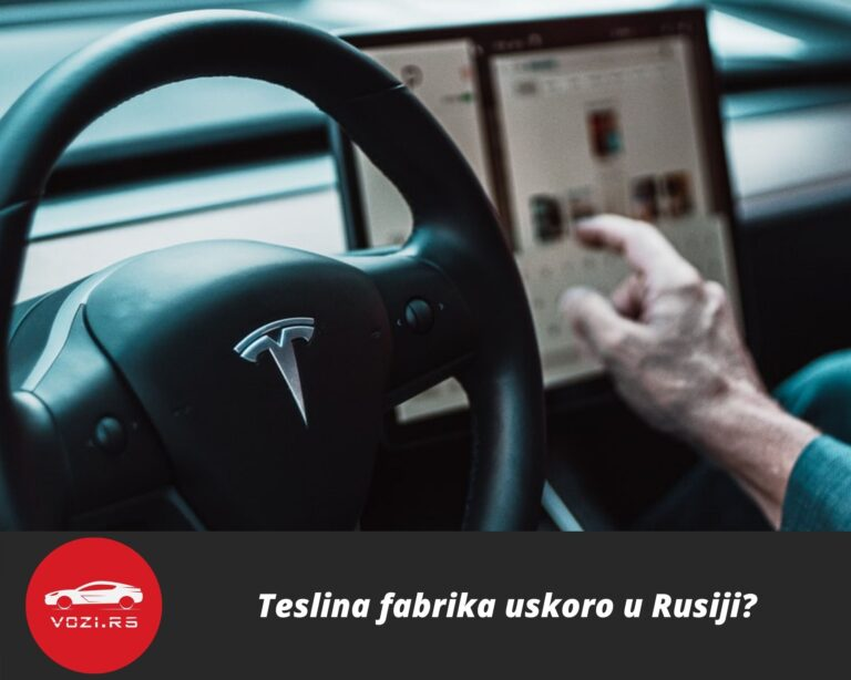 Teslina Fabrika Uskoro U Rusiji