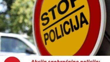 Akcija Saobracajne Policije Kontrola Vozaca
