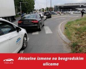 Beograd Radovi Izmene Obustava
