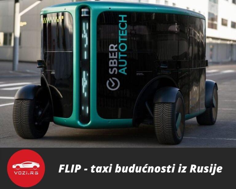 Flip Taxi Buducnosti Iz Rusije