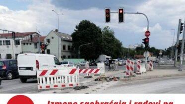 Izmene Saobracaja Radovi Beograd
