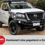Nissan Navara Pick Up Kamionet