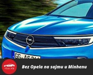 Opel Sajam Minhen