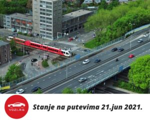 Stanje Na Putevima 21 Jun 2021