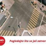 Zatvaranje Ulica Beograd