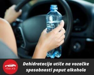 Dehidratacija Alkohol