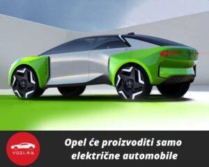 Opel Manta Electro