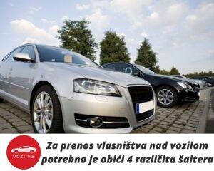 Polovni Automobili Prenos Vlasnistva