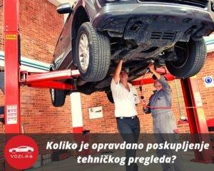 Tehnicki Pregled Srbija Mup Poskupljenje