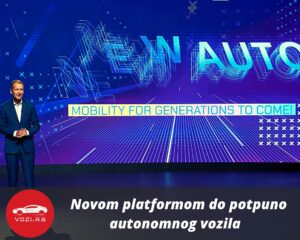 Volkswagen New Auto Scalable Systems Platform